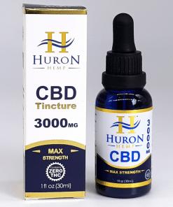 Pure CBD Oil 3000mg Max Strength