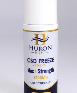 CBD Freeze Roll-On 1500mg Max+ Strength